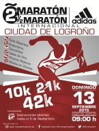 maraton-ciudad-logrono-2015-cartel