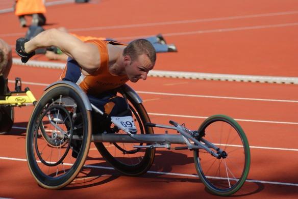 Mundial paralimpico doha