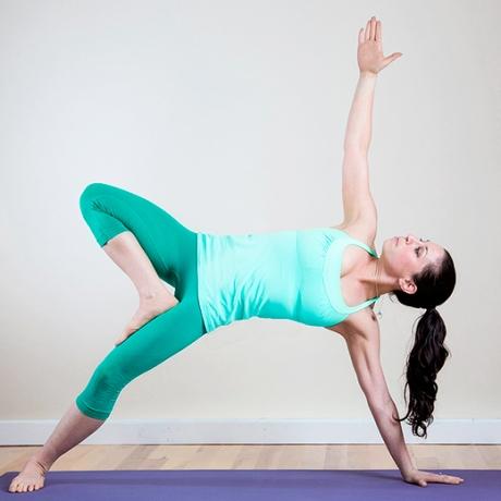 Body balance. Ejercicios para relajarse