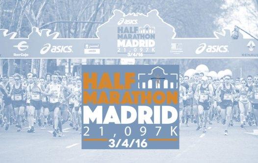 Half Marathon Madrid