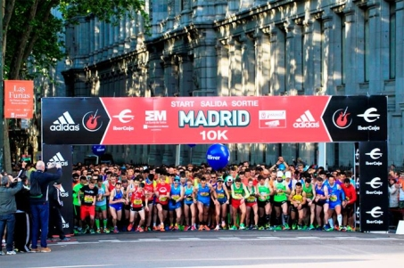 Maratón Madrid Rock n Roll Series