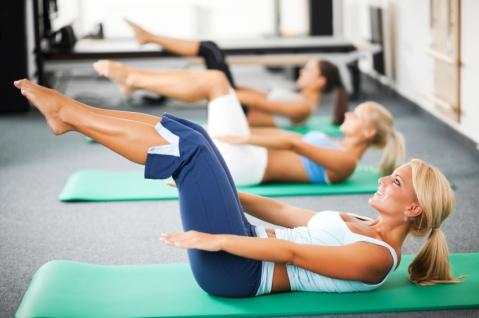 Pilates. Ejercicios para relajarse