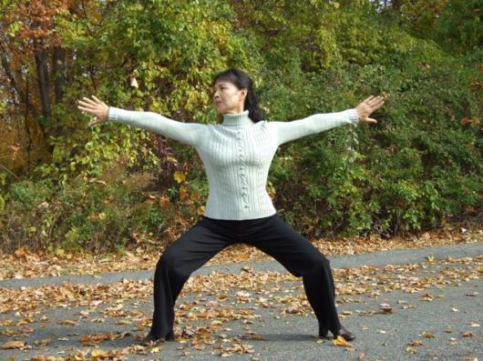 Qigong. Ejercicios para relajarse