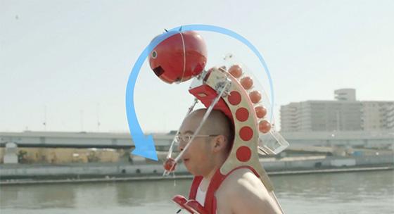 Tomatan, el robot de los atletas