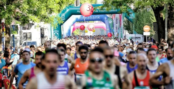 Celebrada la Maratón Martín Fiz