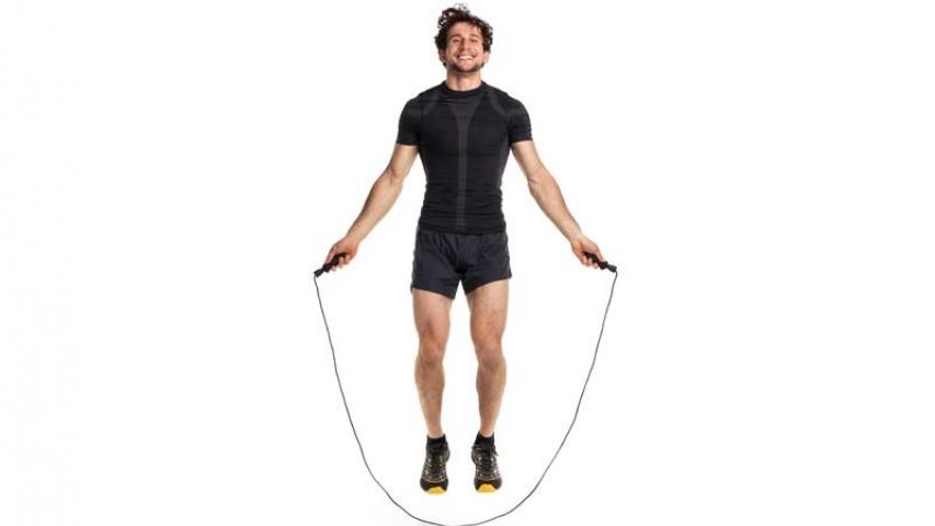 como hacer aerobicos en casa